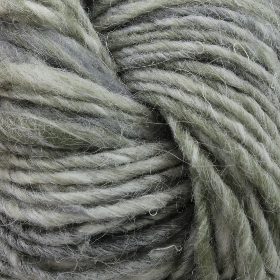 Medium 50% Wool, 25% Silk, 25% Alpaca Yarn:  color 0027