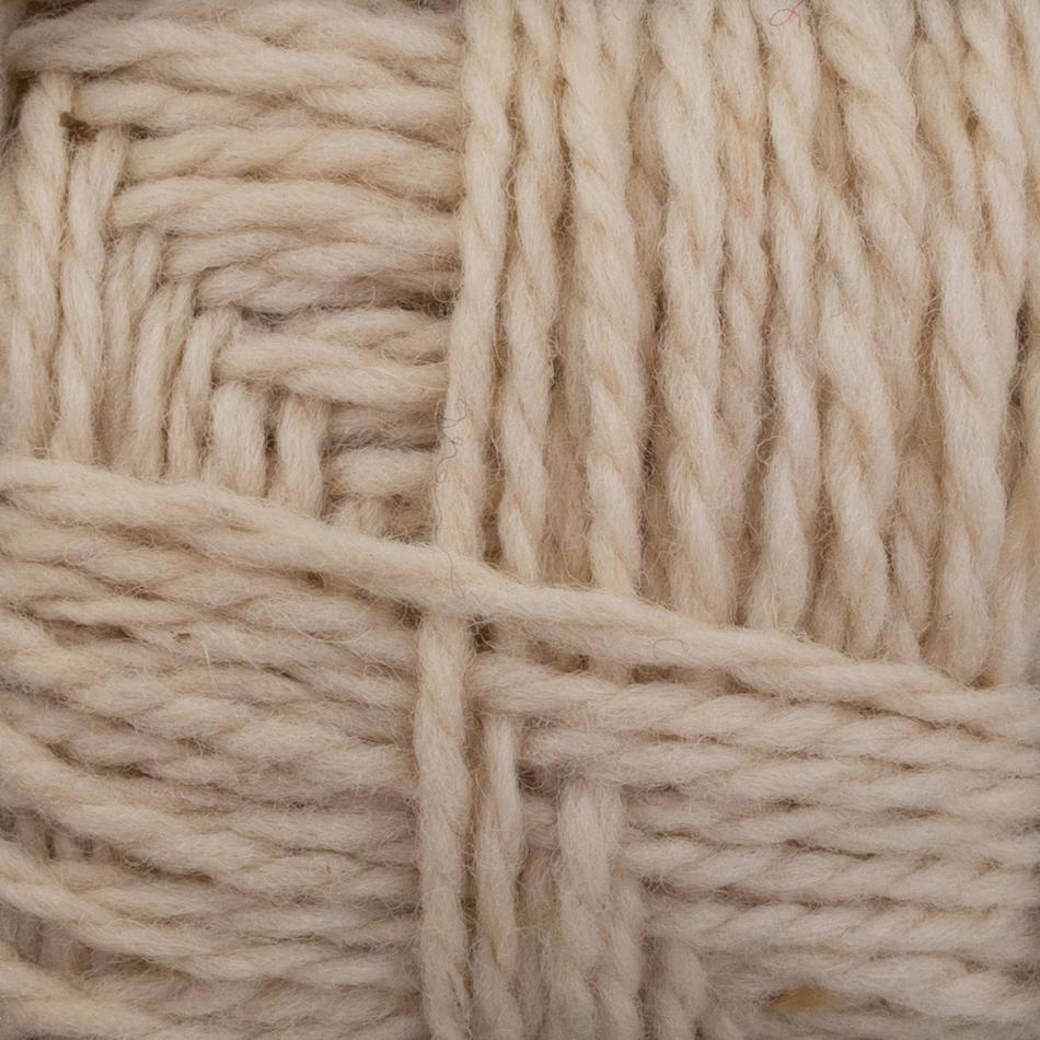 Medium 100% Wool Yarn:  color 0001