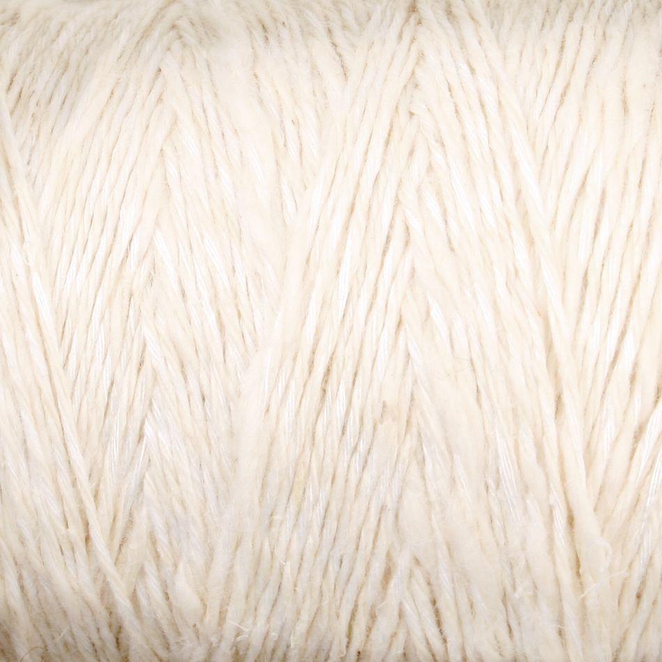 Fine 35-40% Hemp or Flax, 33-35% Cotton, 28-30% Rayon Yarn:  color 1020