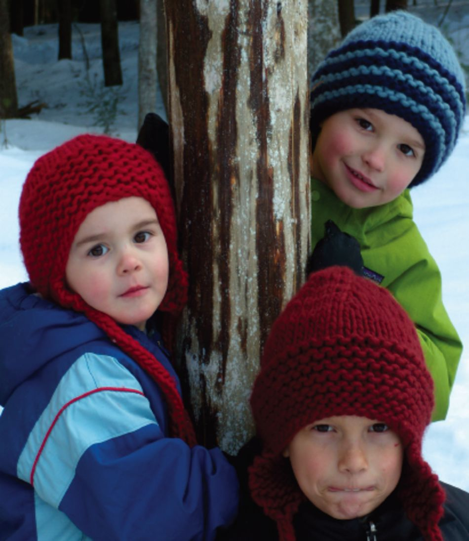 Knitting Patterns The Family Favorite Hat