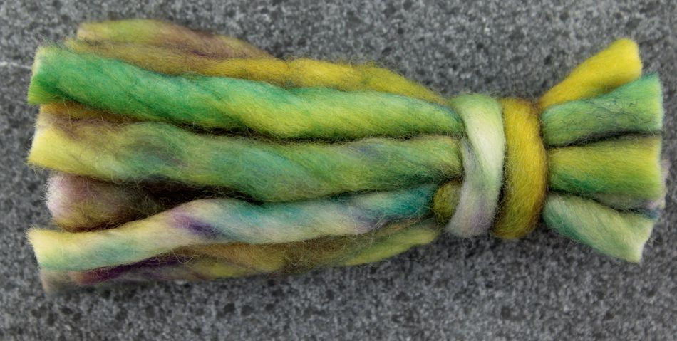 yarn tassel for Malabrigo Rasta 150