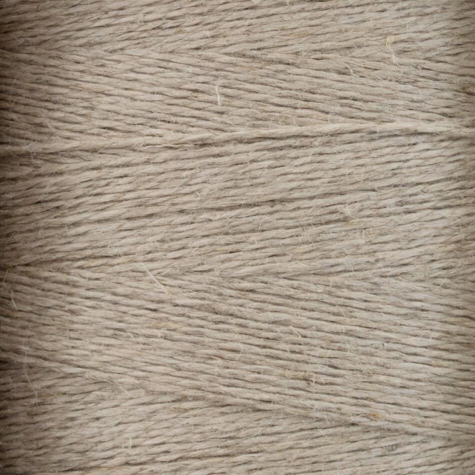 Lace 100% dry spun Linen Yarn:  color 1020