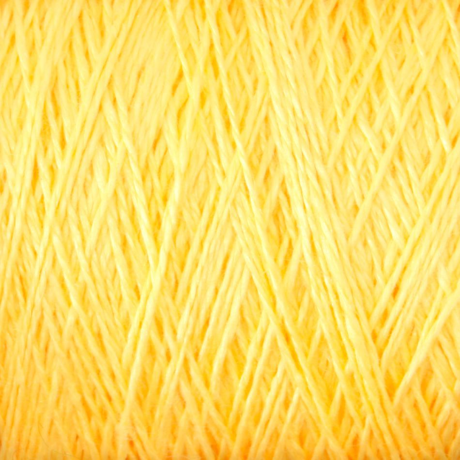Lace 100% dry spun Linen Yarn:  color 1100