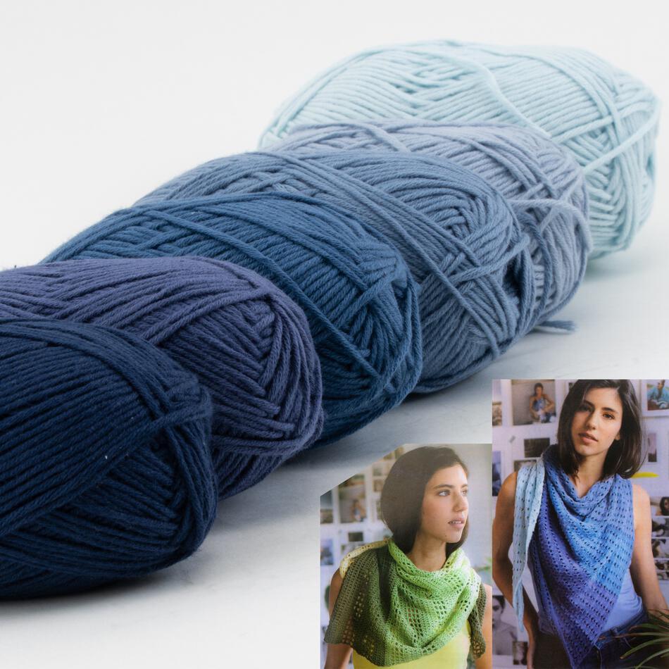 Fine 100% Cotton Yarn:  color 0010