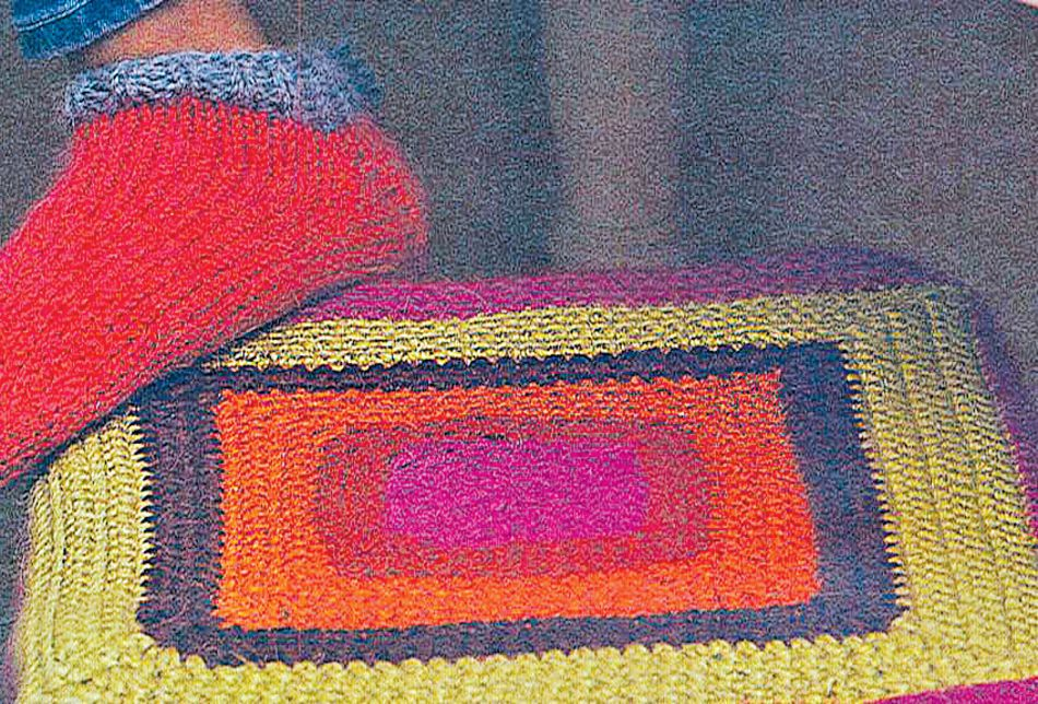 Seven Pretty Patterns In Peru To Knit And Crochet Pattern Download