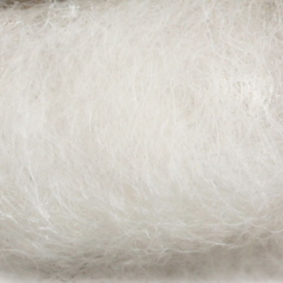Wool Fiber:  color 0010