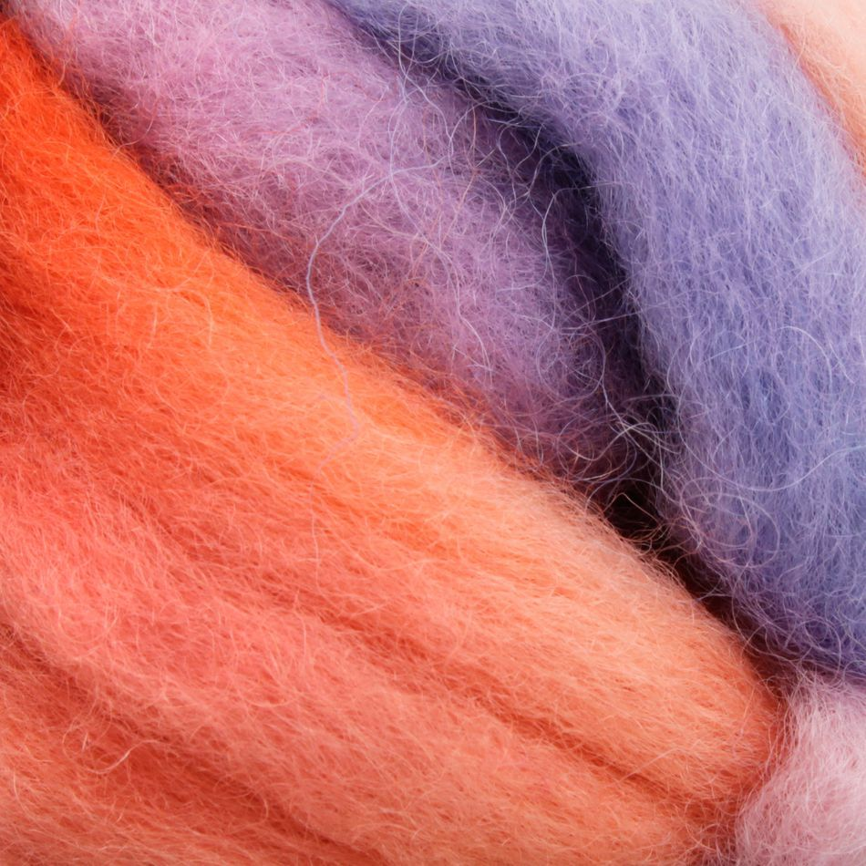 Wool Fiber:  color 0030