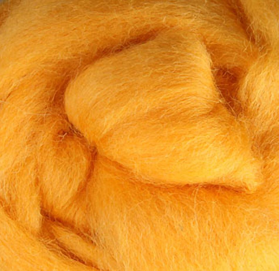 Wool Fiber:  color 0060