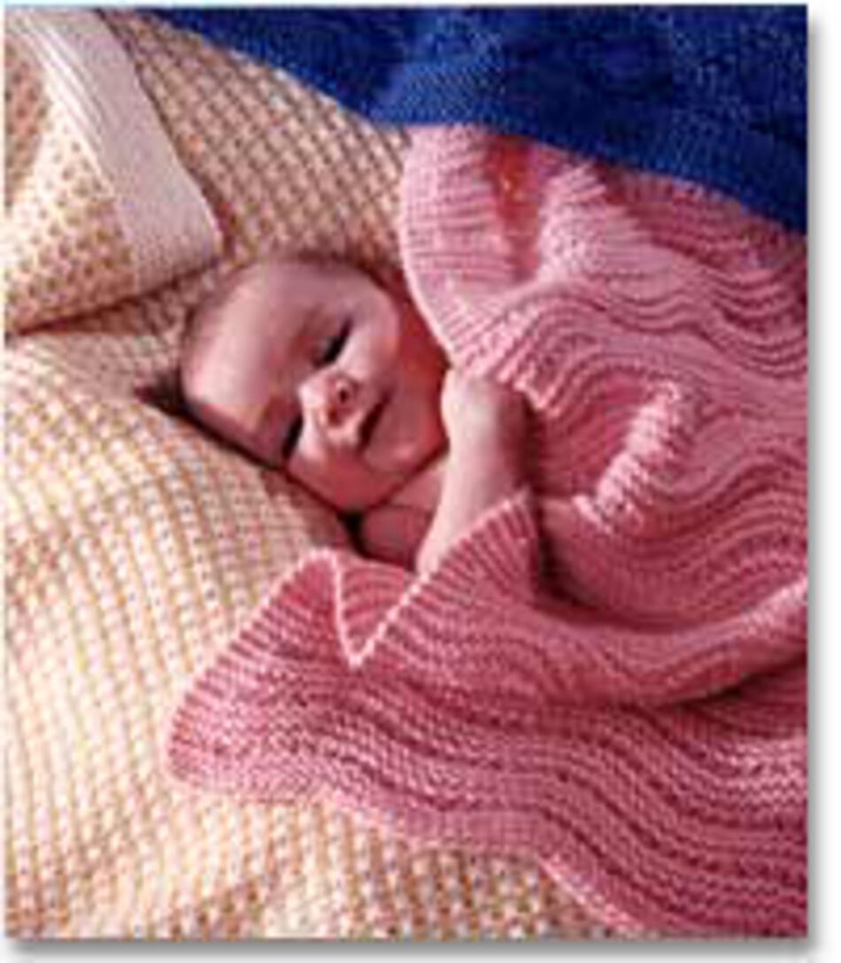 Three Easy Baby Blankets Knitting Pattern Halcyon Yarn