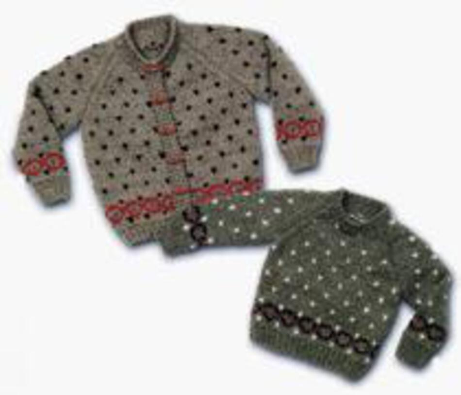 Mukluk Pattern Knit images