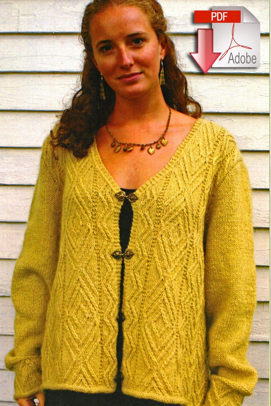 Austrian stitch cardigan pattern download harrisville designs knitting patterns austrian stitch cardigan pattern download harrisville designs bankloansurffo Images