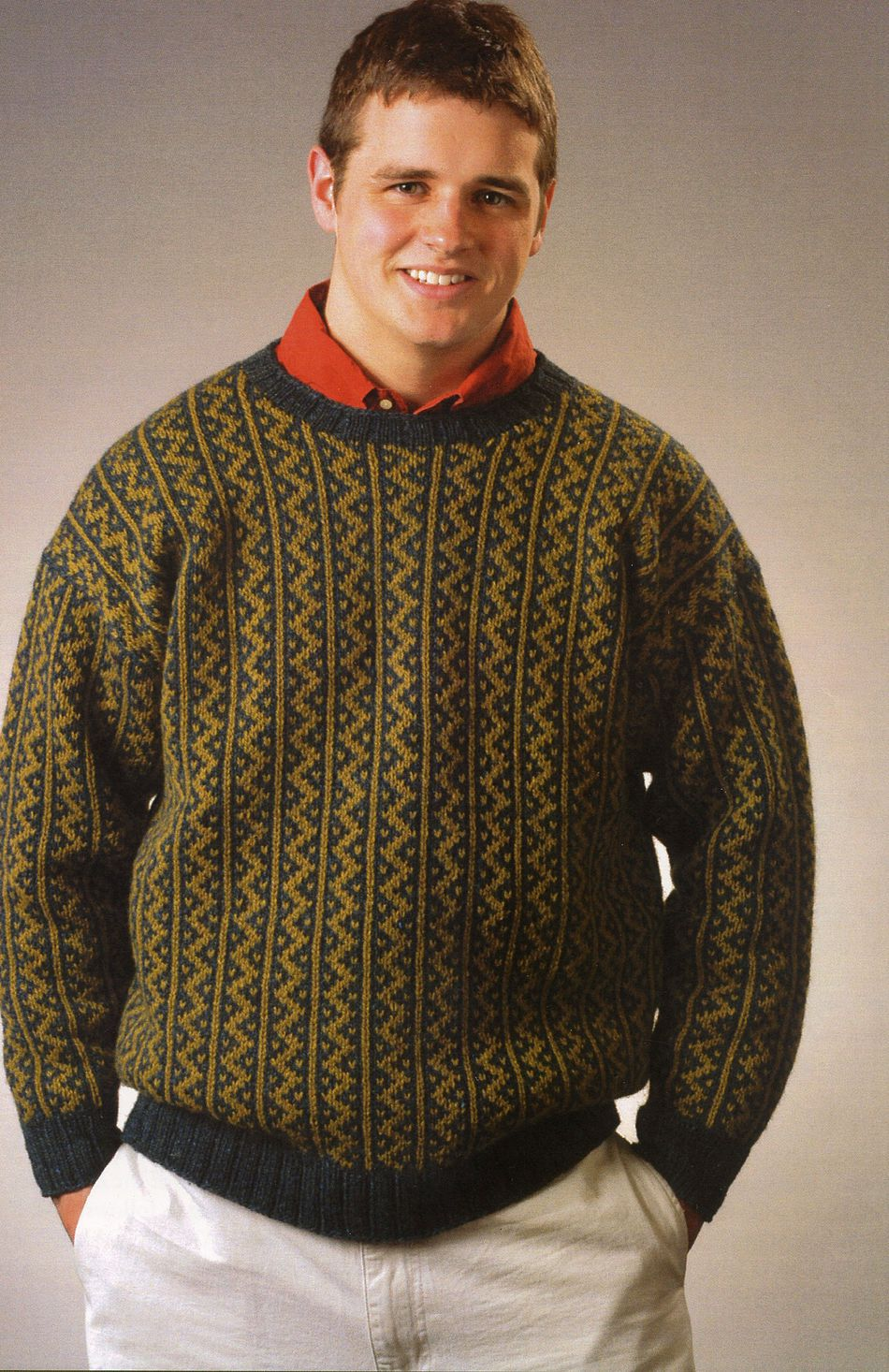 Knitting Patterns Highland Storm Pullover Harrisville Designs