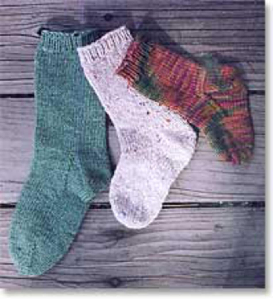 Knitting Patterns Easy Child Socks by Knitting Pure and Simple