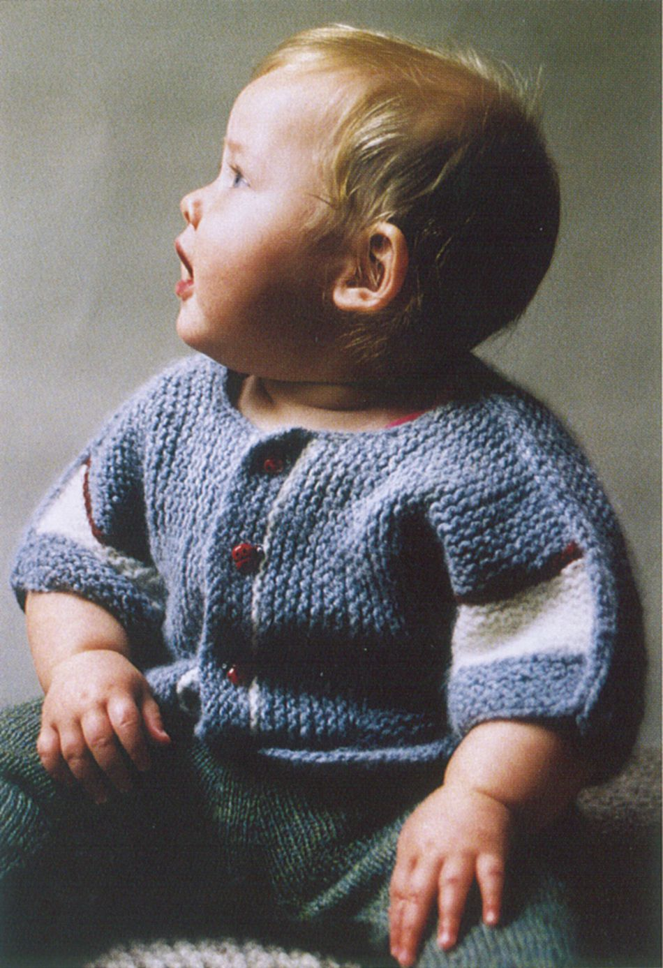 Knitting Patterns Elizabeth Zimmermannaposs ABCSJ Baby Surprise Jacket