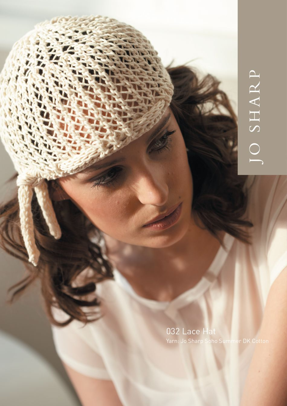 Jo Sharp Moss Stitch Beanie Pattern, Knitting Pattern ...