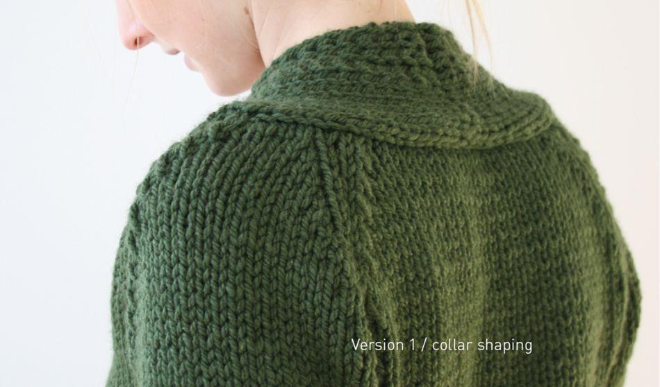 Jo Sharp Quick Ultra Cardigan Pattern, Knitting Pattern - Halcyon Yarn