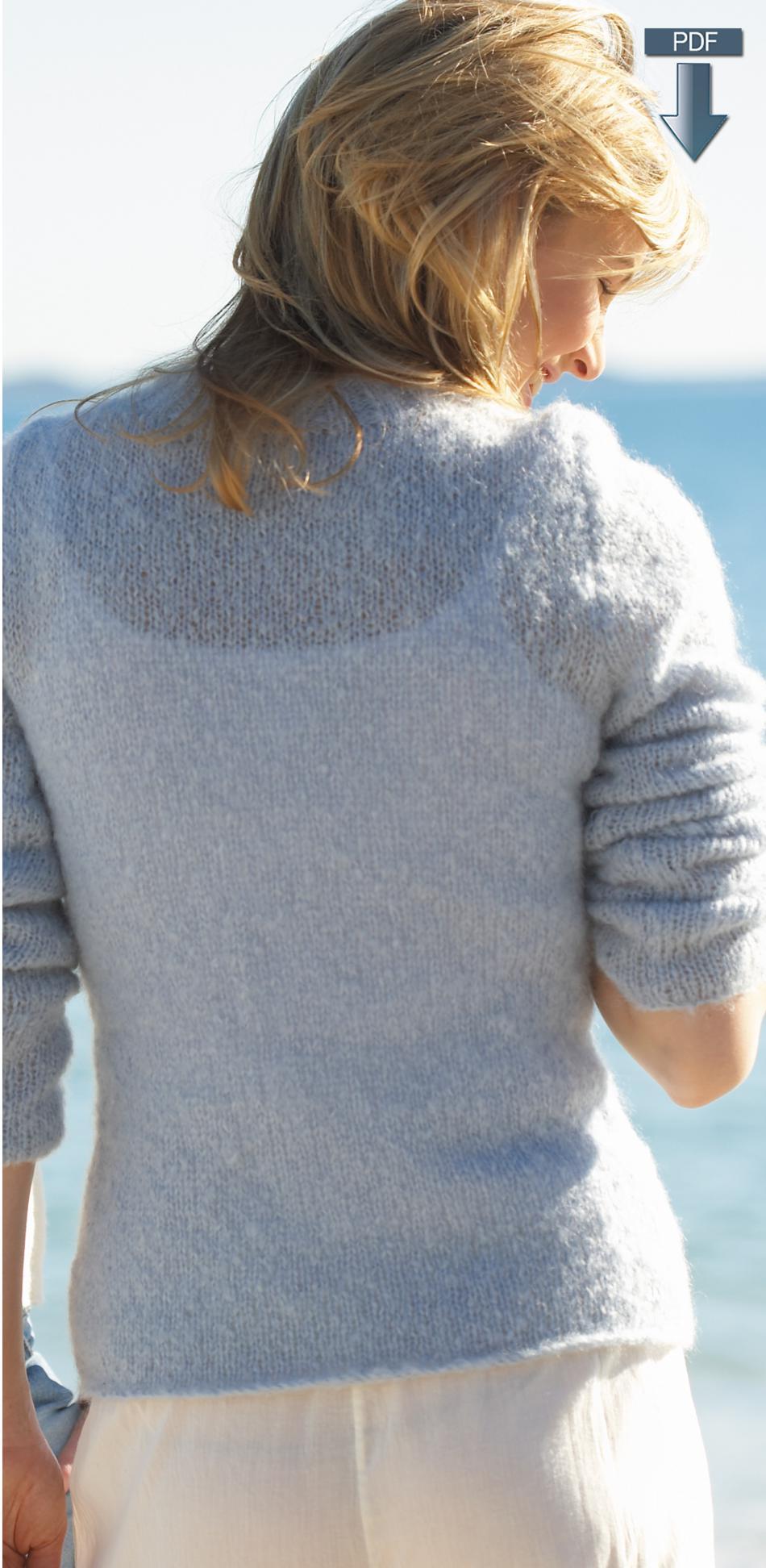 056774d88 ... Jo Sharp Mohair Sweater - Pattern Download (image B)