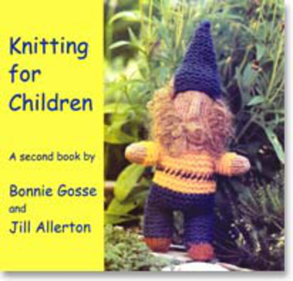 Knitting Pattern Books For Toddlers : Knitting For Children, Knitting Book - Halcyon Yarn