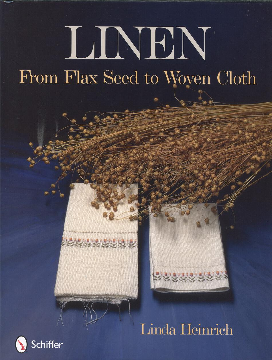 Bulk flax seed for crafts - Weaving Books Linen From Flax Seed To Woven Cloth