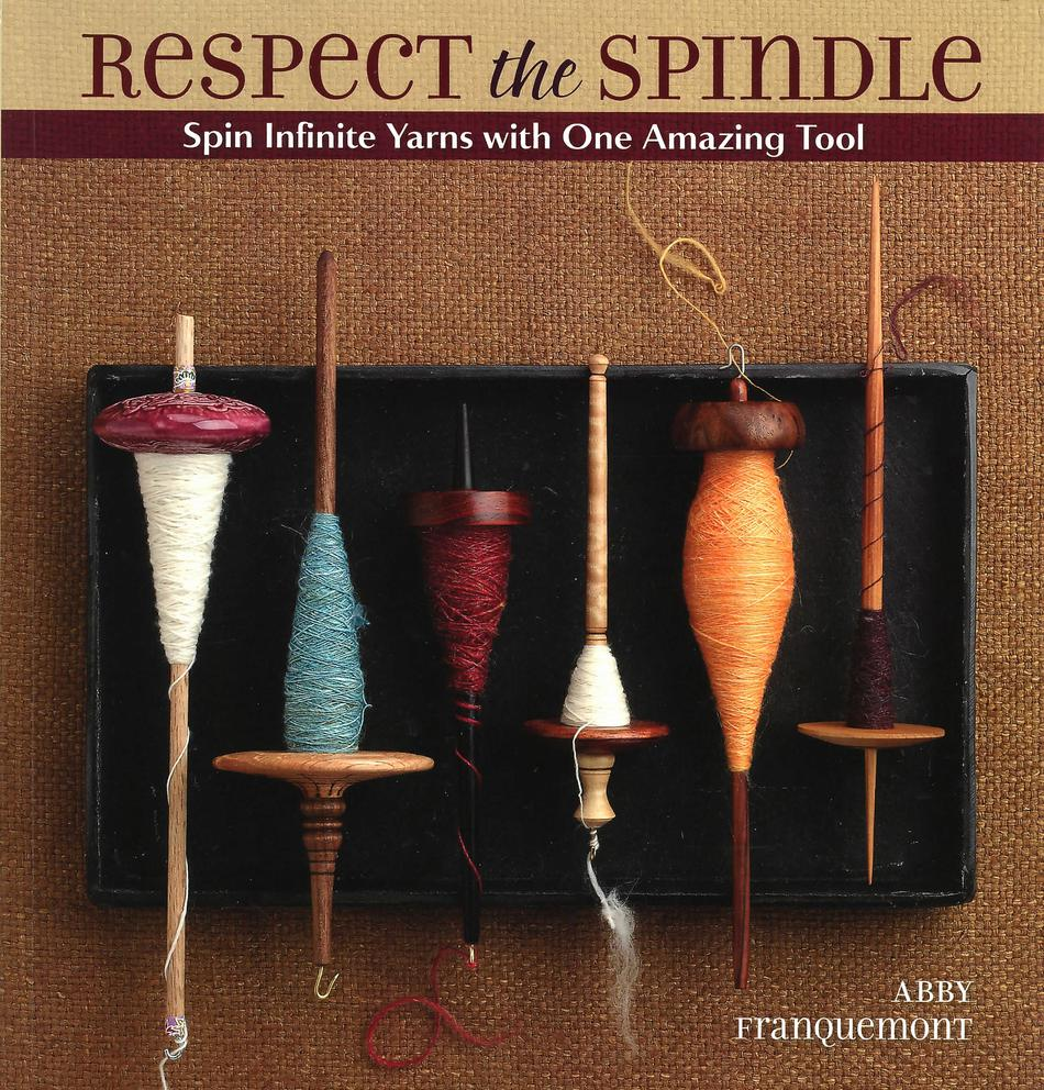 Spinning Books Respect the Spindle