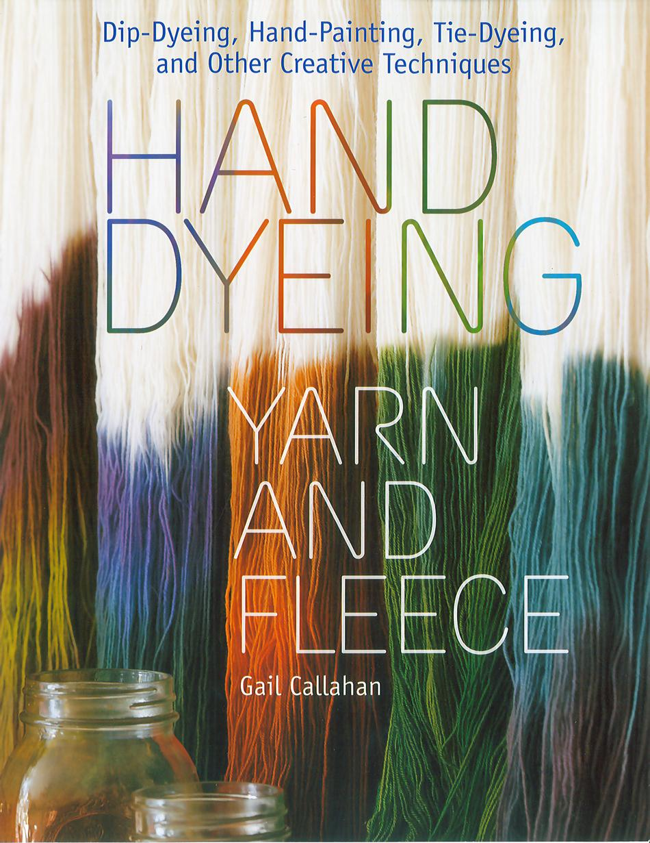 Hand Painting Yarn Techniques