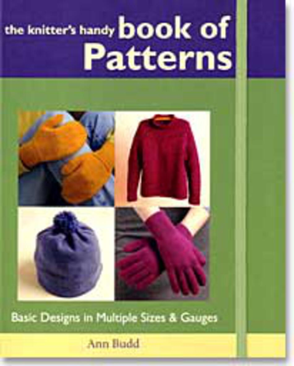 The Knitter S Handy Book Of Patterns Basic Designs In Multiple