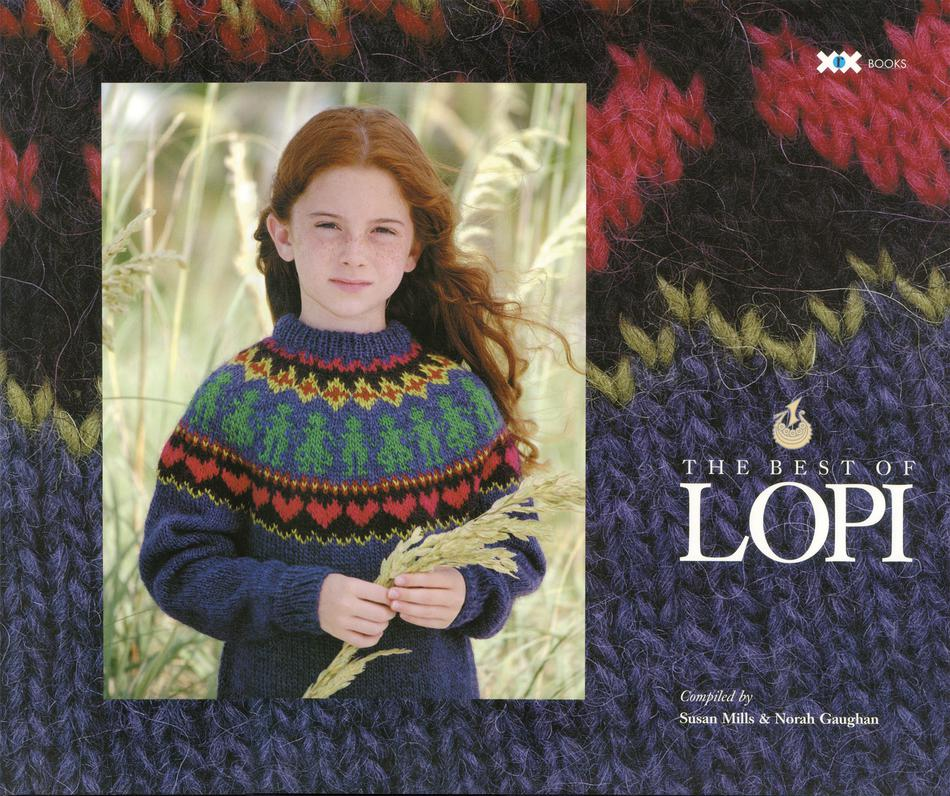 Knitting Books Best of Lopi