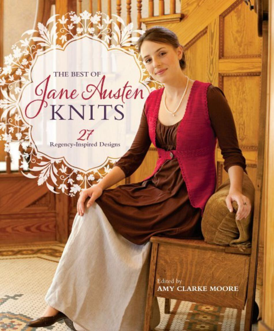 Knitting Books The Best of Jane Austen Knits
