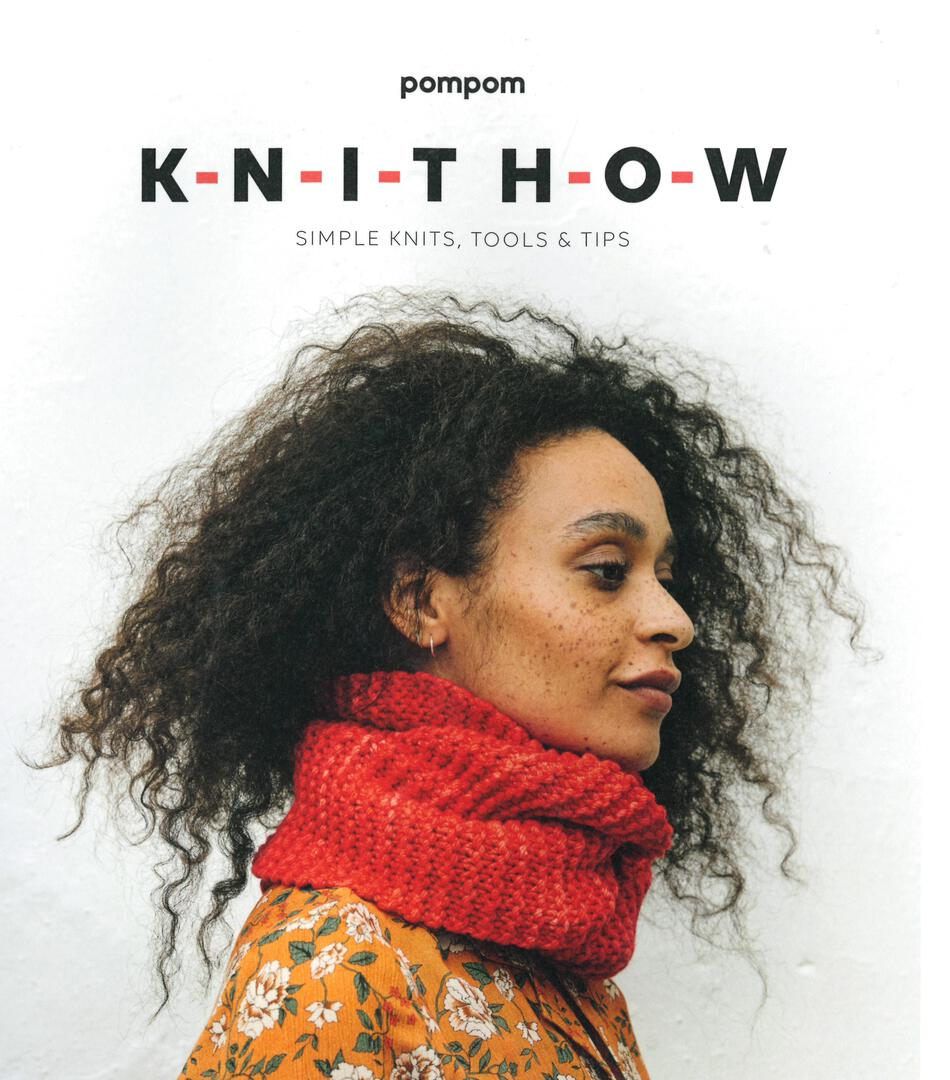 Knitting Books Knit How Simple Knits Tools and Tips