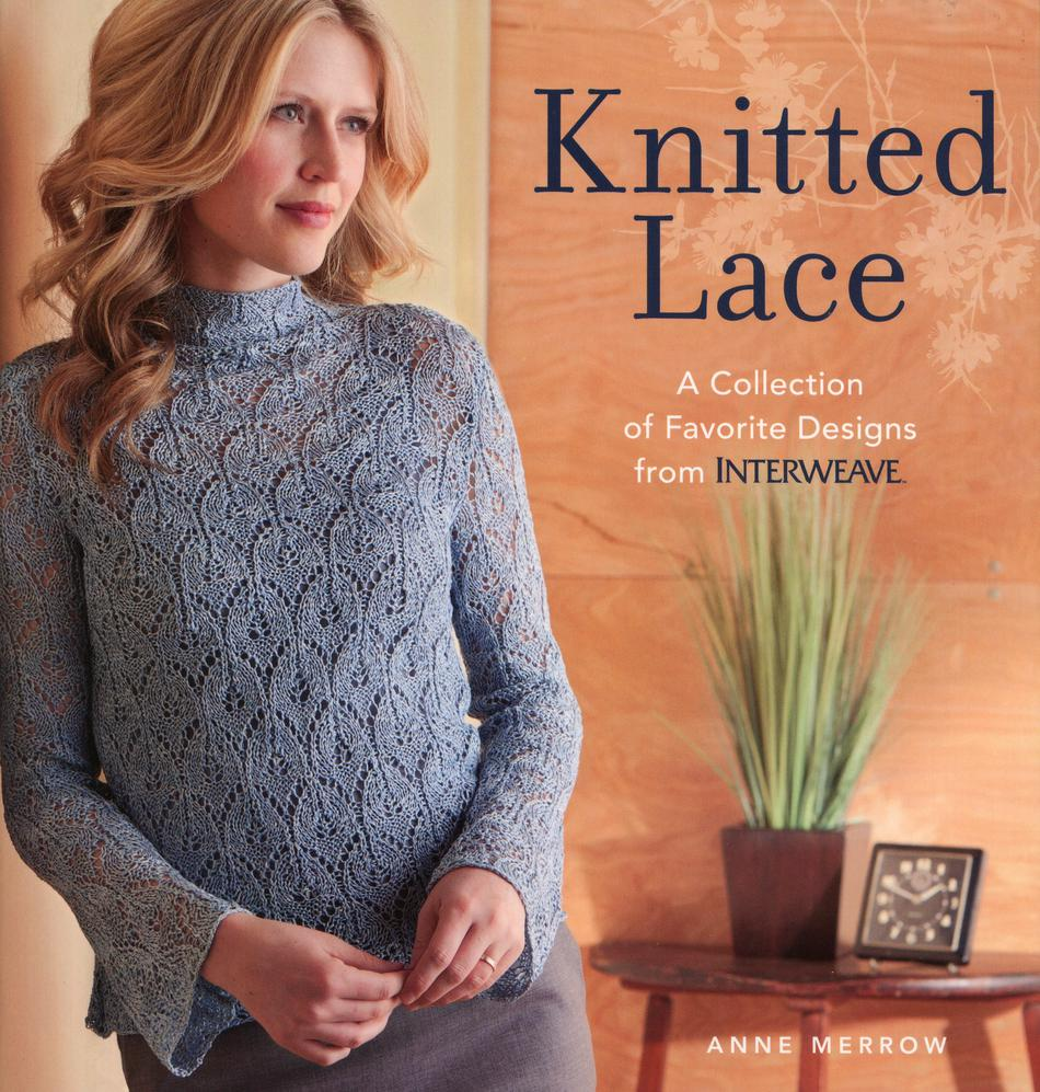 Knitting Books Knitted Lace