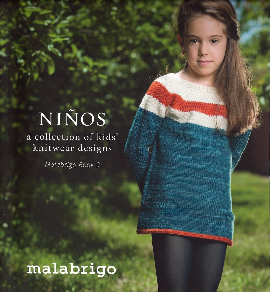 Knitting Books Malabrigo Book 9  Nios