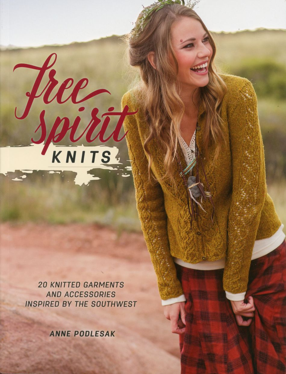 Knitting Books Free Spirit Knits