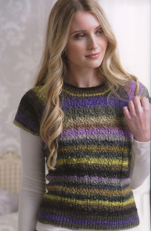 Knitting Jenny Review : Noro boutique knitting book halcyon yarn