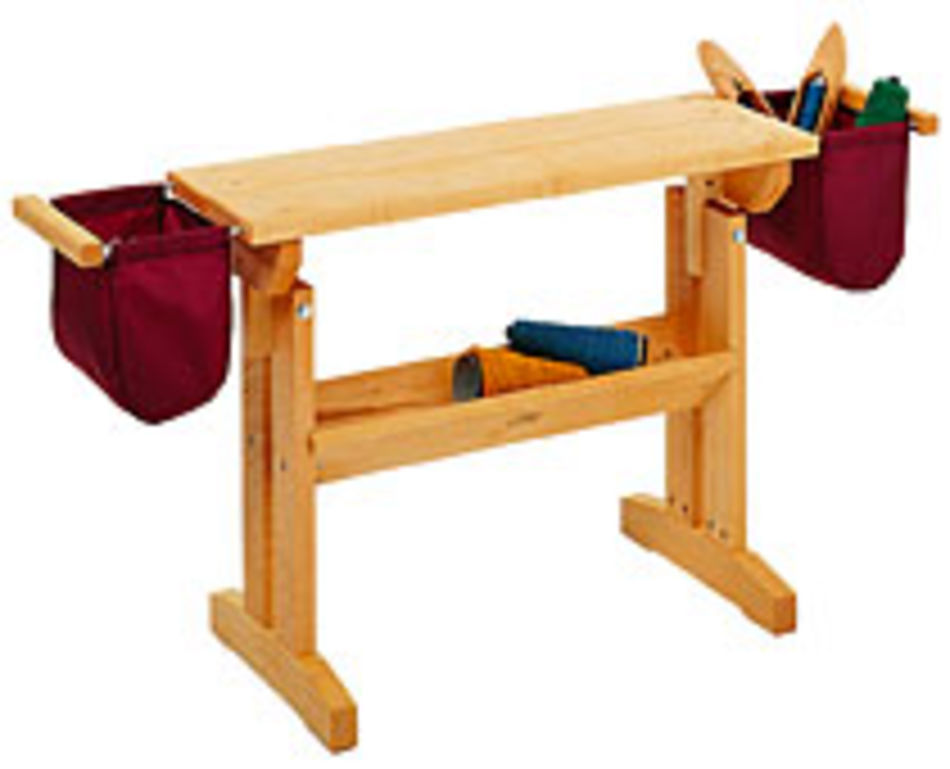 Schacht Loom Bench Cherry Weaving Equipment Halcyon Yarn