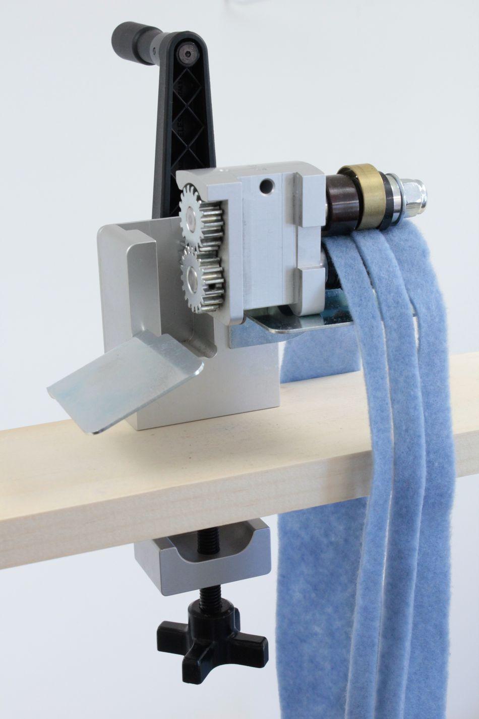 wool cutter machine