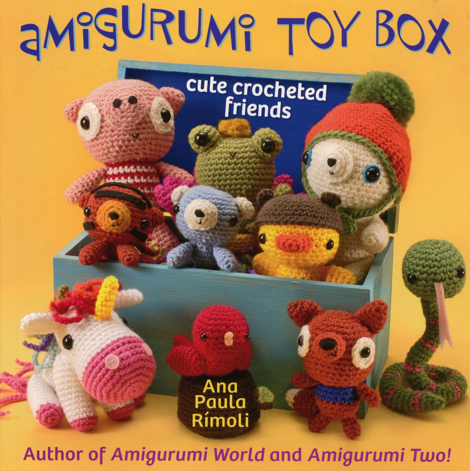 Amigurumi Crochet Collection Vol 2 Japanese Craft Book Japan for ... | 952x950