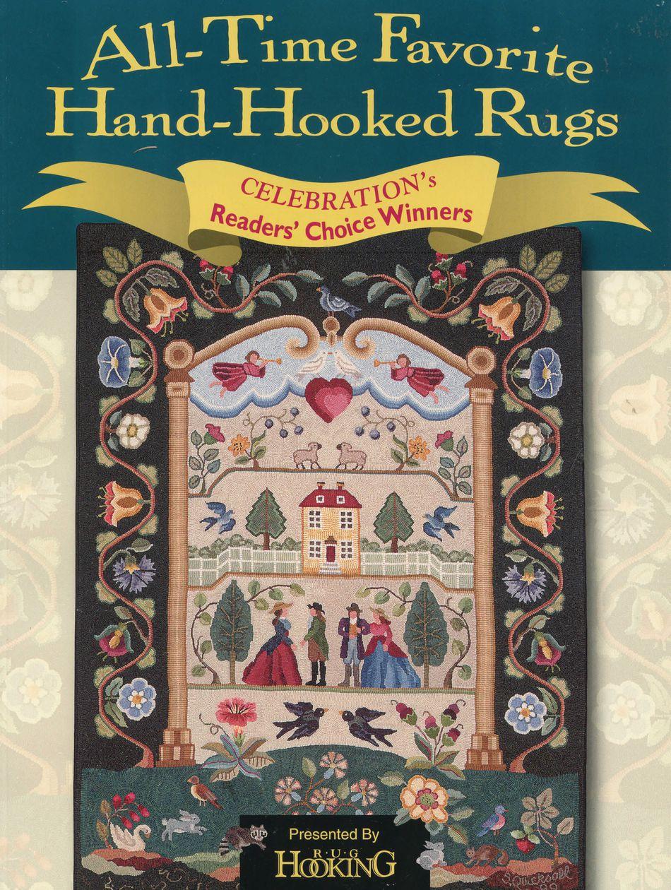 Hand Hooked Christmas Rugs