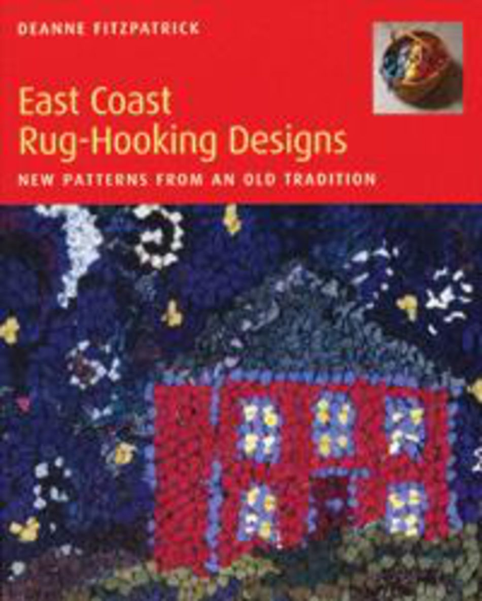 Rug Making Books East Coast Hooking Designs