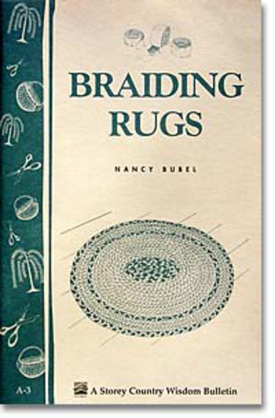 Rug Making Books Braiding Rugs
