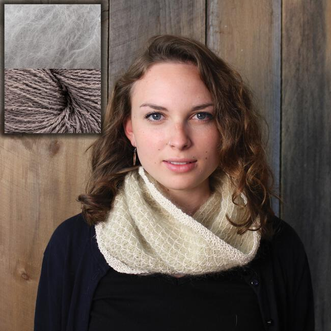 Royal Stitch Cowl Kit - Gray