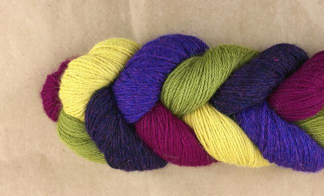 Yarn 19101600  color: 0160