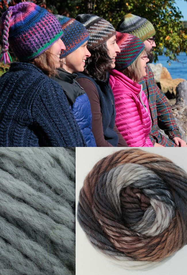 Alpine Topper Hat Kit - multi w/gray