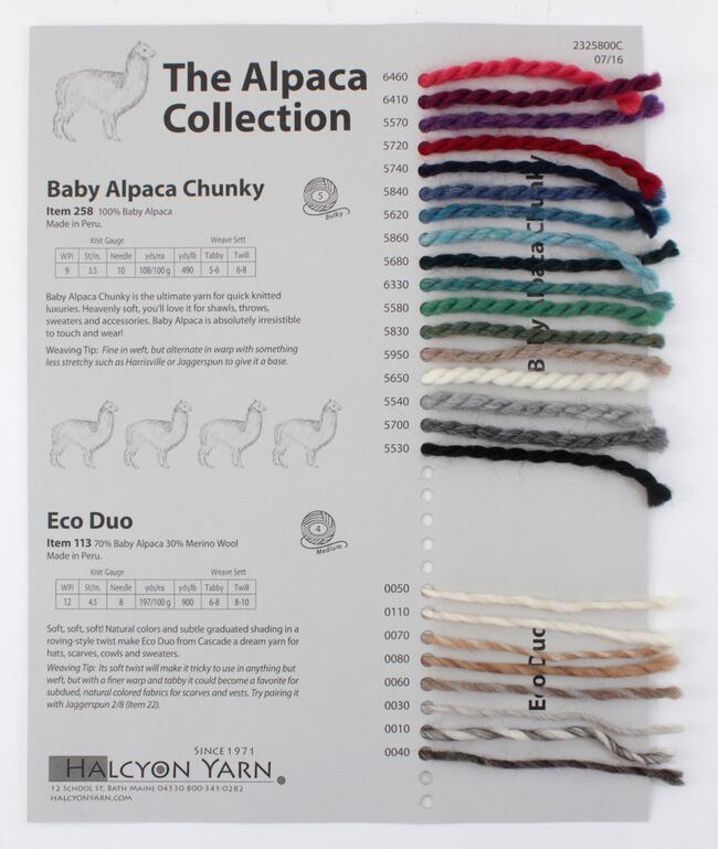 Alpaca Collection