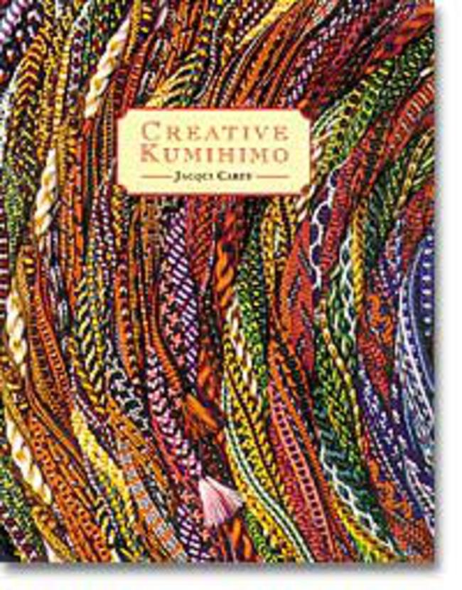 Creative Kumihimo, Braiding and Kumihimo Book - Halcyon Yarn