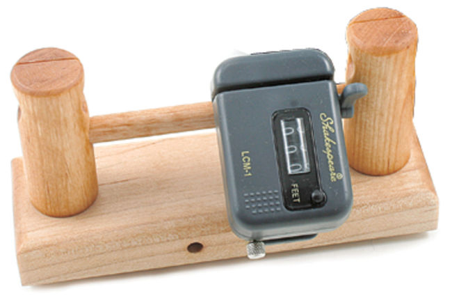 Yarn Metering System (yardage counter )