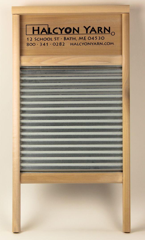 Clearance - Galvanized Washboard