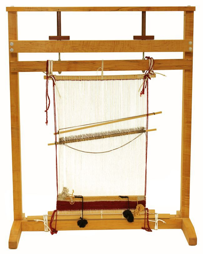 "Navajo Style 60"" Loom By Dovetail"