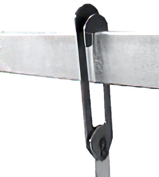 """12.5"""" Flat Steel Repair Heddles"""