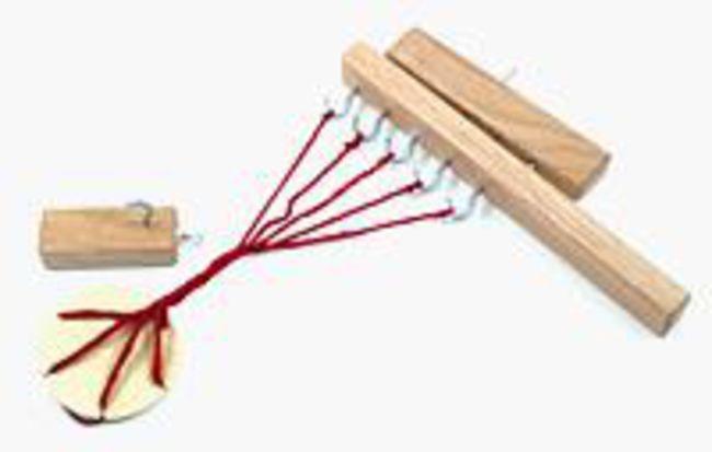 Leonardo Rope Maker and Yarn Twister