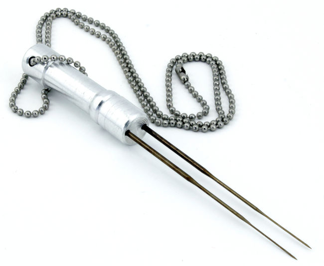 1 or 2 Needle Felting Tool - Aluminum